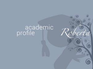 Roberta Reeder, academic profile