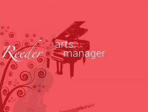 Roberta Reeder, arts manager