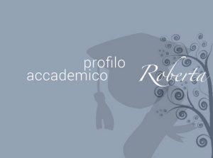 Roberta Reeder profilo accademico